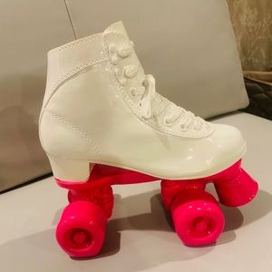 Accessories - Wood roller skate decorations